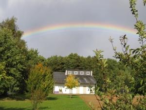 CVJM Arheilgen mit Regenbogen