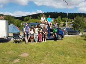 Bild CVJM Camping & Kanu WE 2017